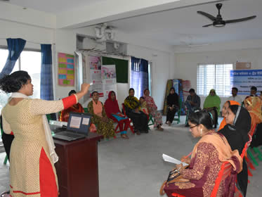 Promoting worker's rights in RMG through decent work