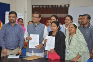 Awaj helps develop six new ground-breaking CBAs in the garment sector