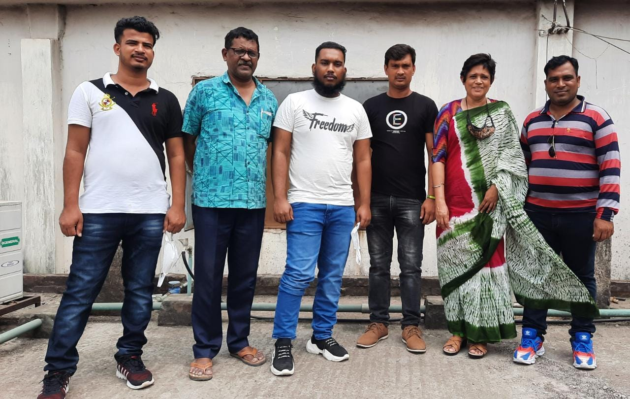 4 Bangladeshis trafficked in Togo rescued after 18 months